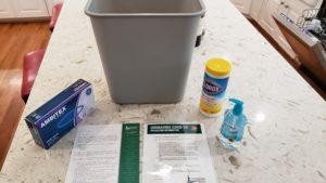 Daymark Sanitation Station Kit